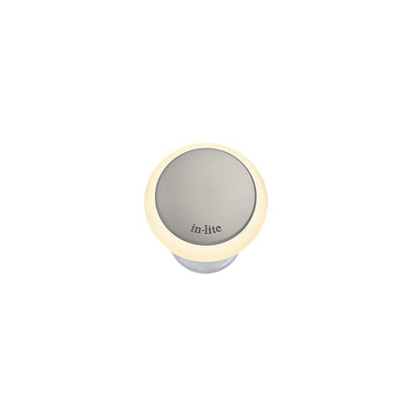 in-lite Puck 22 Rose silver